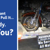 Come See Us for All Your Motorcycle Trailer Needs!