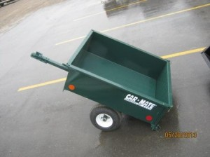 Car Mate Garden Cart