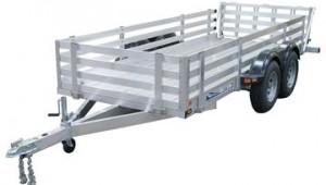 Triton AUT 1464-2 Utility Trailer