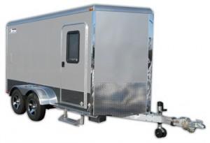 Triton CT 126-2 Snowmobile Trailer
