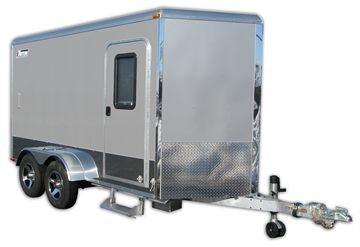 Triton CT 126-2 Snowmobile Trailer