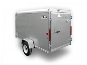 4x10 Custom Cargo Trailer from Car Mate