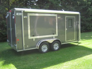Carmate Office Trailer