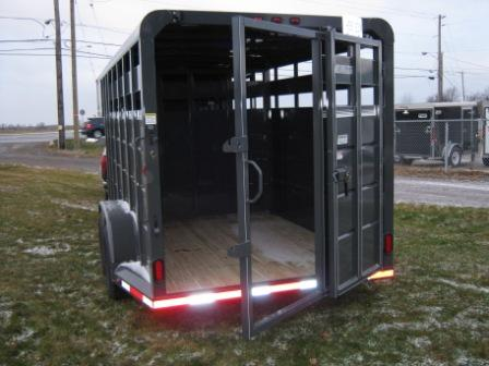 Moritz Cr Series New Amp Used Horse Amp Livestock Trailers