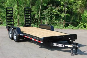 Moritz ULBC Series Equipment Trailer