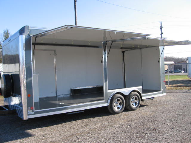 Car Mate Vending Window Reinhart Trailers