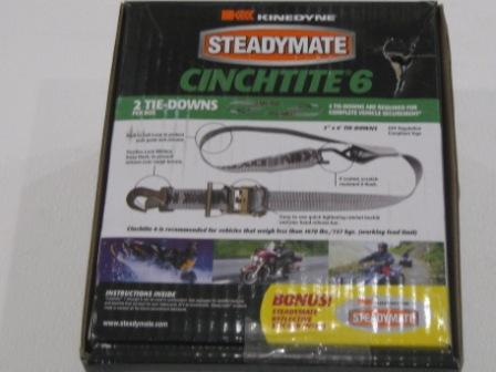 cinchtie #6 steadymate