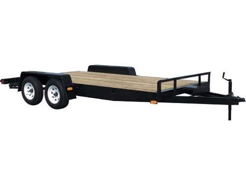 Carmate Angle Iron Car Trailer