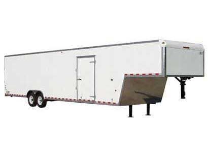 Carmate Eagle Car Trailer with Gooseneck