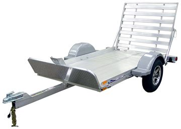 Triton AUT853 Open Trailer