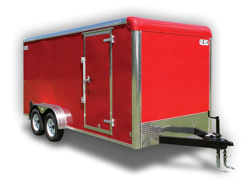 Car Mate Custom Cargo Trailer