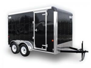 Car Mate HD Custom Cargo 6x12 Trailer