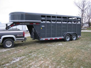 Moritz Cr Series New Amp Used Horse Amp Livestock Trailers