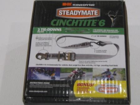 cinchtie #6 steadymate