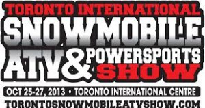 Toronto ATV, Snowmobile & Powersports Show 2013