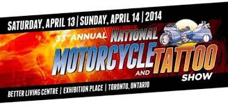 National Motorcycle & Tattoo Show 2014